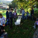 Návštěva přírodní zahrady Bohumila