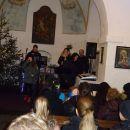 Vánoční koncert na Vysoké